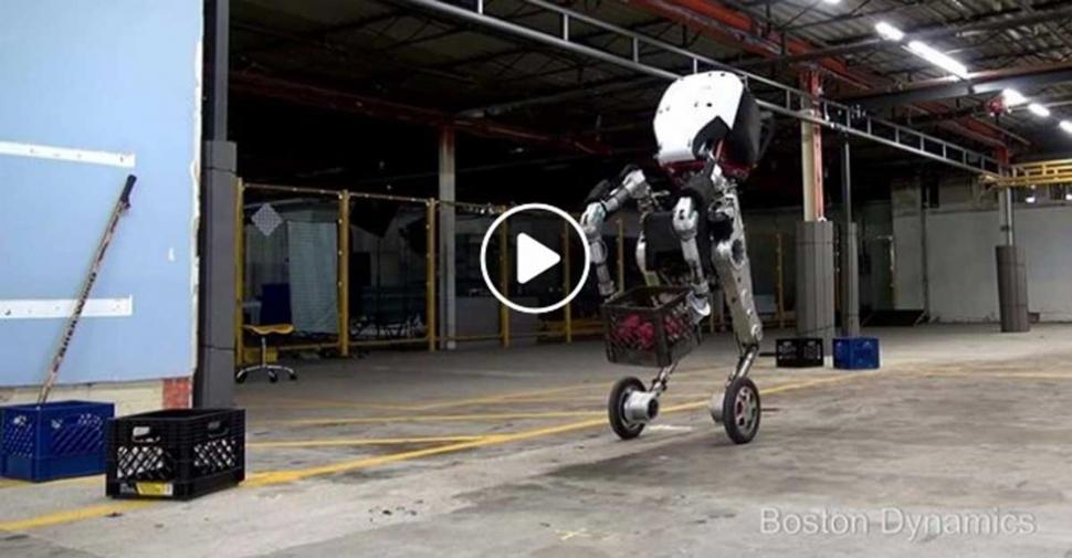 Robot teknolojisinde kıskandıran teknoloji