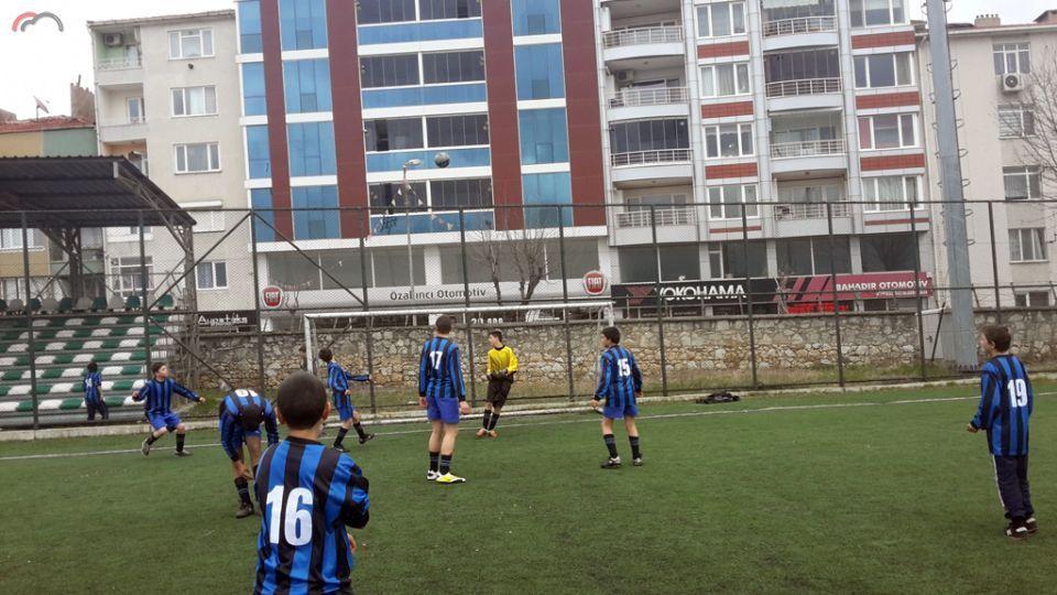 Okul Futbol Takımı Maçları
