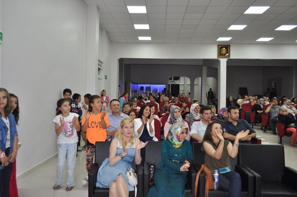 3 Haziran 2015 Yıl Sonu Gecesi