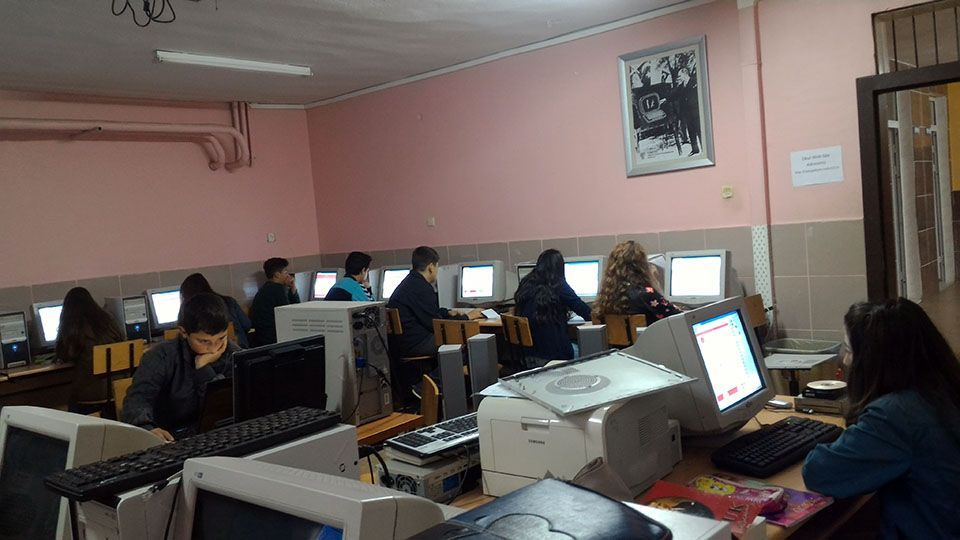 8. Sınıflara E-Sınav
