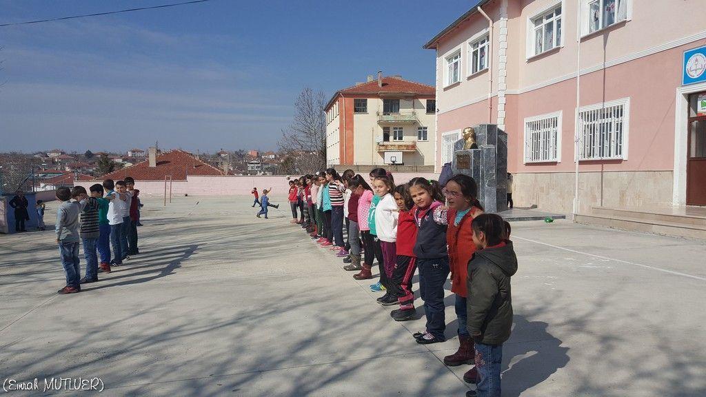 Halkoyunları çalışmalarından fotoğraflar