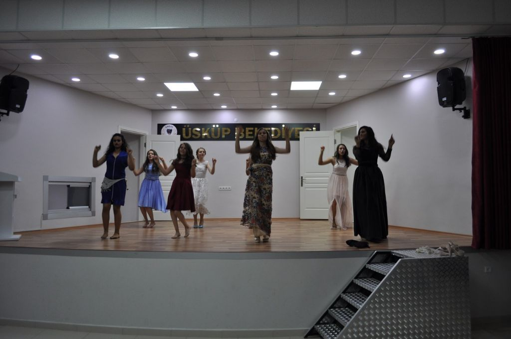 2016-2017 8-A Mezuniyet Balosu